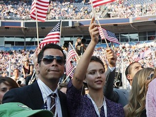 Photos: Celebrities Attending 2012 Conventions