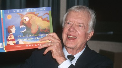 PHOTO: Jimmy Carter