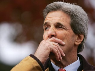 Dems Tap Sen. Kerry for Speech