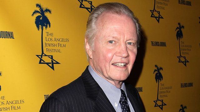 "PHOTO: Jon Voight attends 7th Annual Los Angeles Jewish Film Festival event, the opening night premiere of ""Tony Curtis: Driven to Stardom"" at Saban Theatre on May 3, 2012 in Beverly Hills, Calif."