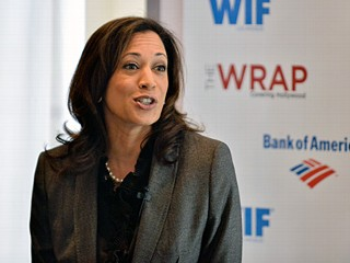 Obama Calls Calif.'s Kamala Harris 'Best Looking' AG