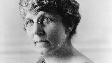PHOTO: Florence Kling Harding, wife of American president Warren G Harding. Born into a wealthy family in Marion, Ohio, she had already eloped with and divorced Henry de Wolfe before she met Harding.
