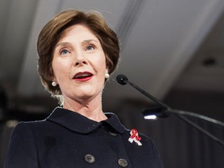 Laura Bush: Republicans 'Frightened' Women