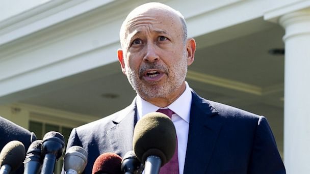 gty lloyd blankfein jef 131002 16x9 608 Goldman Sachs CEO Urges Congress Not To Use Debt Ceiling as a Cudgel