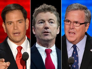 Too Early? Republicans Audition for 2016 Election