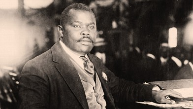 PHOTO: Marcus Garvey Jr.