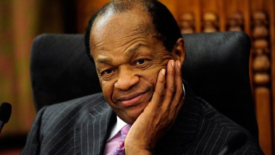 PHOTO: DC Councilman Marion Barry may be facing censure depending on a council vote in Washington, DC on March 2, 2010.