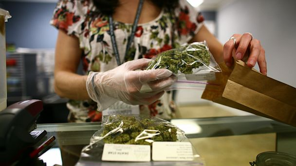 Feds in Talks With Banks Over Dealing With Marijuana Business