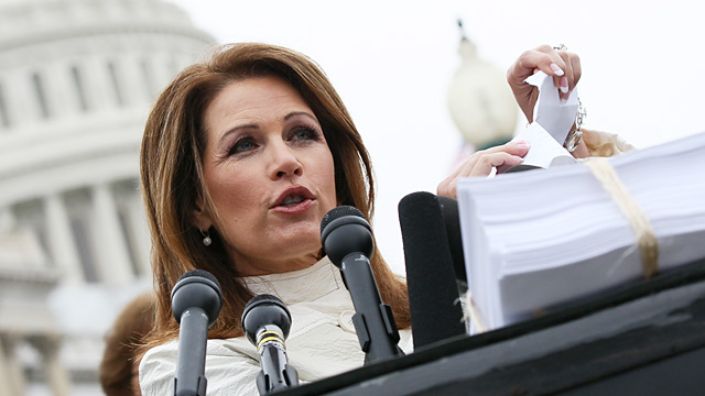 PHOTO: Michele Bachmann