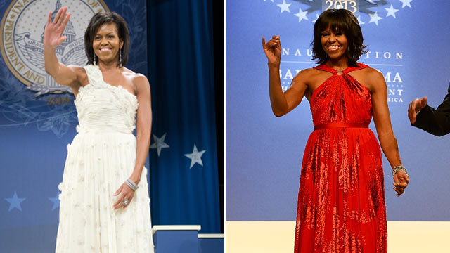 Jason Wu Dresses For Michelle Obama U S first lady Michelle Obama