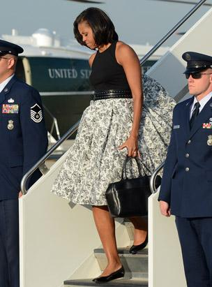FLOTUS Refreshing in Florals