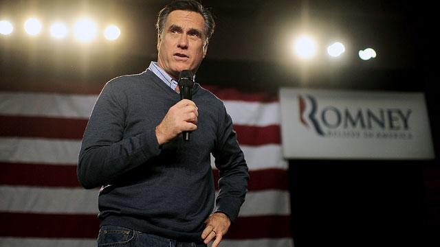PHOTO: Mitt Romney