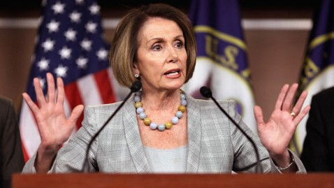 gty nancy pelosi kb 121113 wblog Nightline Daily Line, Nov. 14: Obama Takes Questions on Petraeus Scandal