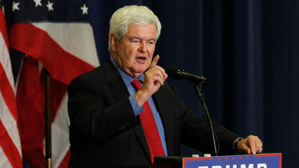 Newt Gingrich: Little Trump Is Frankly Pathetic