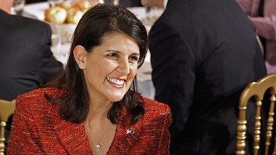 PHOTO: Nikki Haley