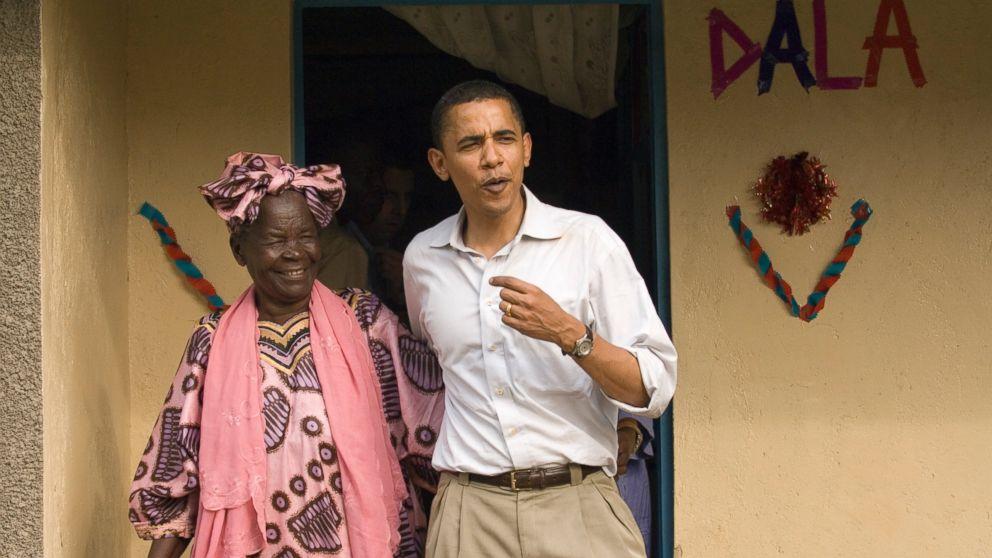 Barack Obama's Trips to Kenya: Then vs. Now - ABC News