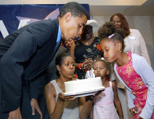 Happy Birthday president obama