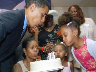 Photos: Happy Birthday, President Obama