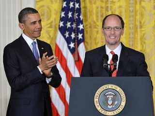 Obama Nominates New Labor Secretary