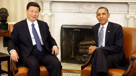 gty obama xi jinping jef 130607 wblog President Obama to Press Chinese President on Cybersecurity, As NSA Surveillance Looms Large