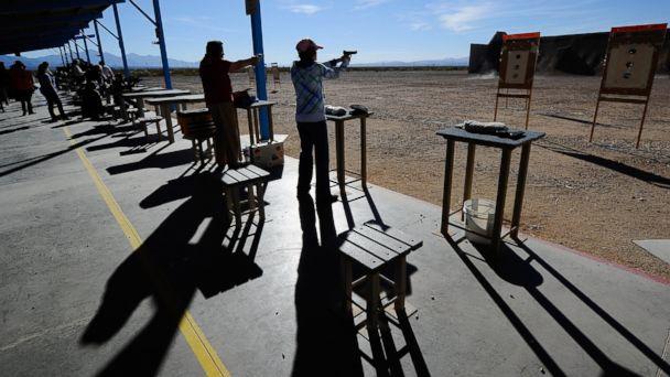 gty outdoor shooting range jc 140708 16x9 608 Senate Advances Bill Expanding Shooting Ranges on Federal Land