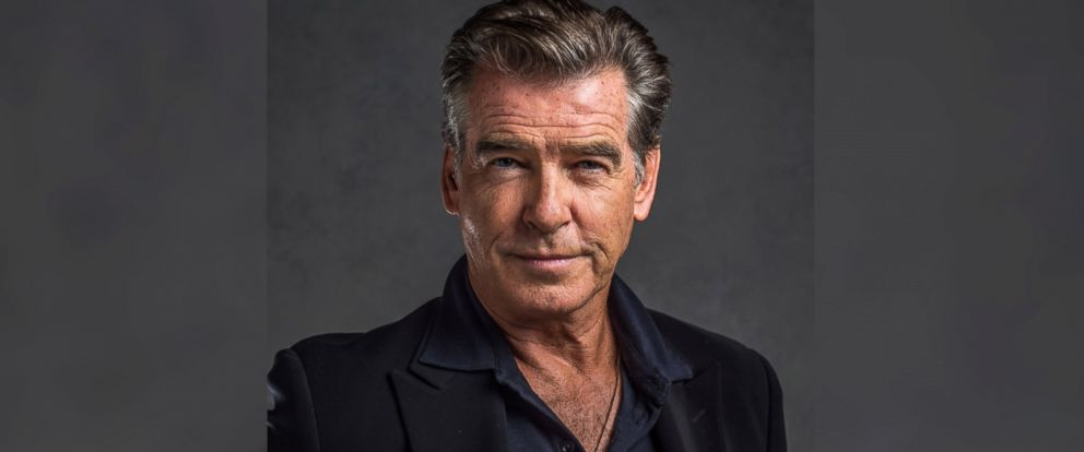 """PHOTO: Actor Pierce Brosnan of """"The Love Punch"""" poses at the 2013 Toronto International Film Festival on Sept. 12, 2013 in Toronto, Canada."""