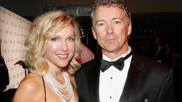gty rand paul kelley ashby kb 131206 16x9 608 Rand Paul Says Wife is Against a 2016 Run