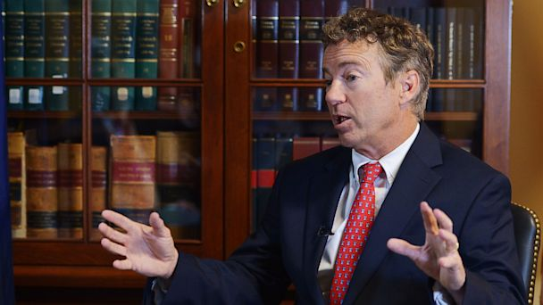 gty rand paul mi 130711 16x9 608 Rand Paul Defends Embarrassed Aide With Neo Confederate Past