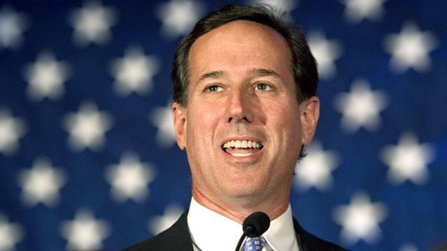 Rick Santorum Suspends Presidential Campaign