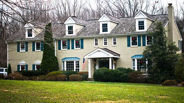 PHOTO: Rick Santorum's home