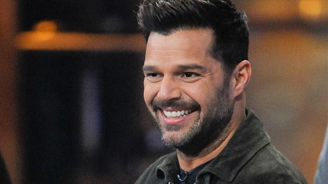 PHOTO: Ricky Martin