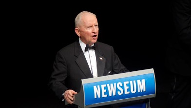 PHOTO: Ross Perot attends the 6th annual GI Film Festival red carpet gala at The Newseum, May 14, 2012, in Washington, DC.