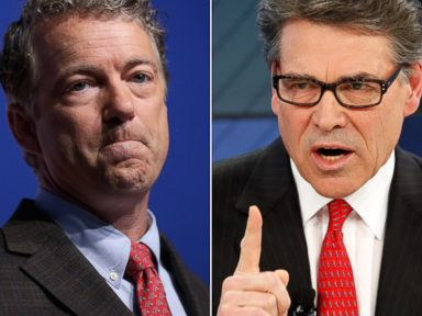 6 Best Barbs in the Rand Paul vs. Rick Perry Feud