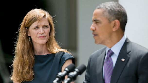 gty samantha power obama ll 130801 16x9 608 Senate Confirms Samantha Power as Ambassador to UN