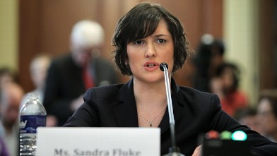 PHOTO: Sandra Fluke