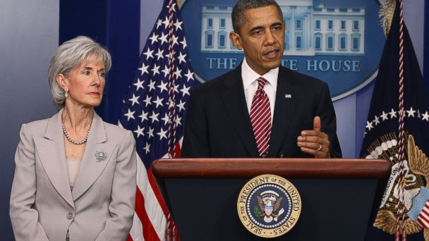 gty sebelius obama kb 131106 16x9 608 Obamacare Memos Reveal Chaos, Confusion of October Rollout