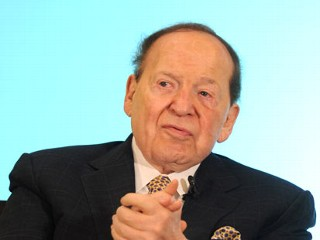 Adelson May Stop By Romney Event