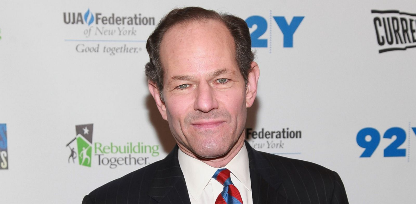 PHOTO: Eliot Spitzer is seen at 92nd Street Y on Dec. 10, 2012 in New York City.