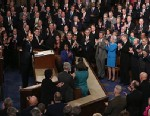 PHOTO: State of the Union address