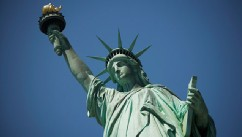 PHOTO: The Statue of Liberty in New York City.