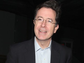 Stephen Colbert: 'I Love My Church'