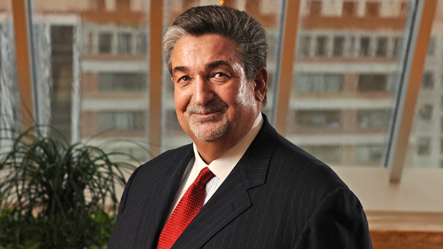 PHOTO: Ted Leonsis poses for a portrait at the Revolution Growth Fund offices on Nov. 29, 2011, in Washington.
