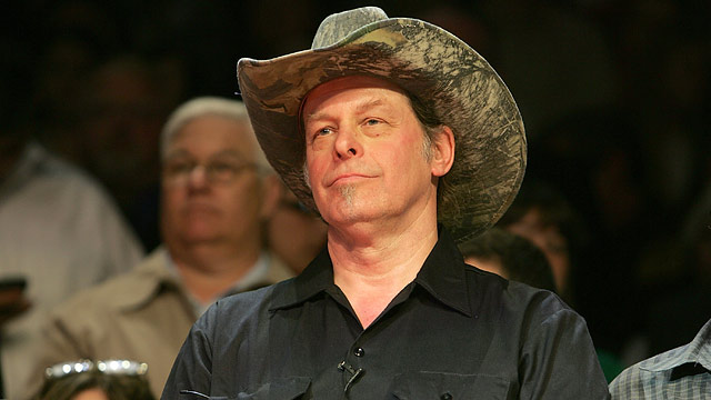 PHOTO: Ted Nugent