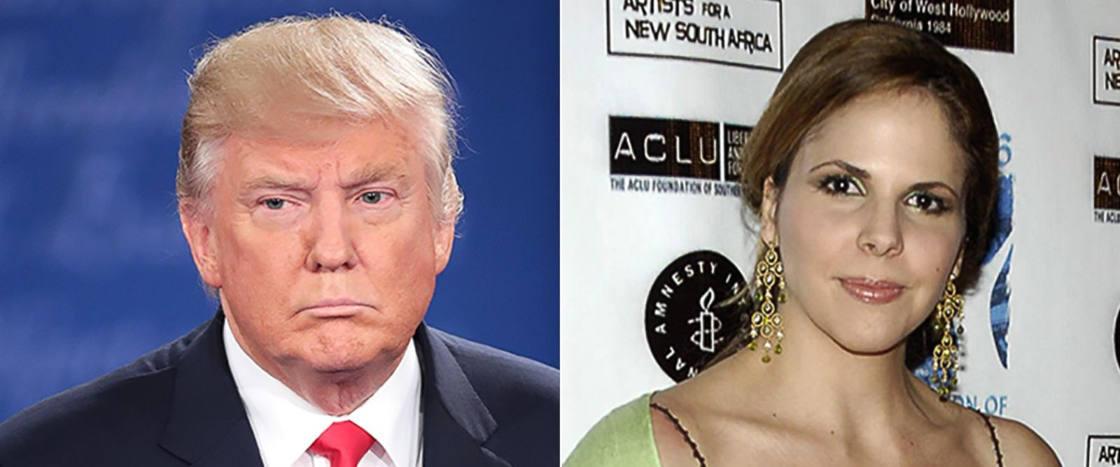 Former Miss Arizona Says Donald Trump Walked in on Naked