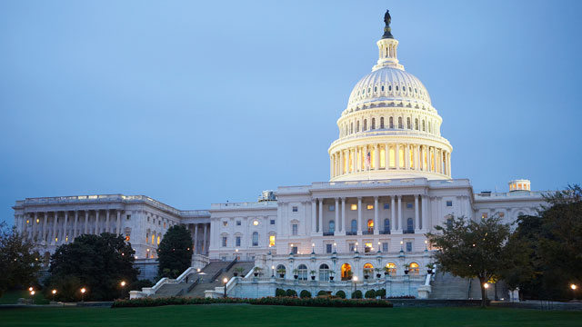PHOTO: Congress must reach a deal on the temporary extensions of current discretionary spending on programs, before the funding extensions end on March 27, 2013.