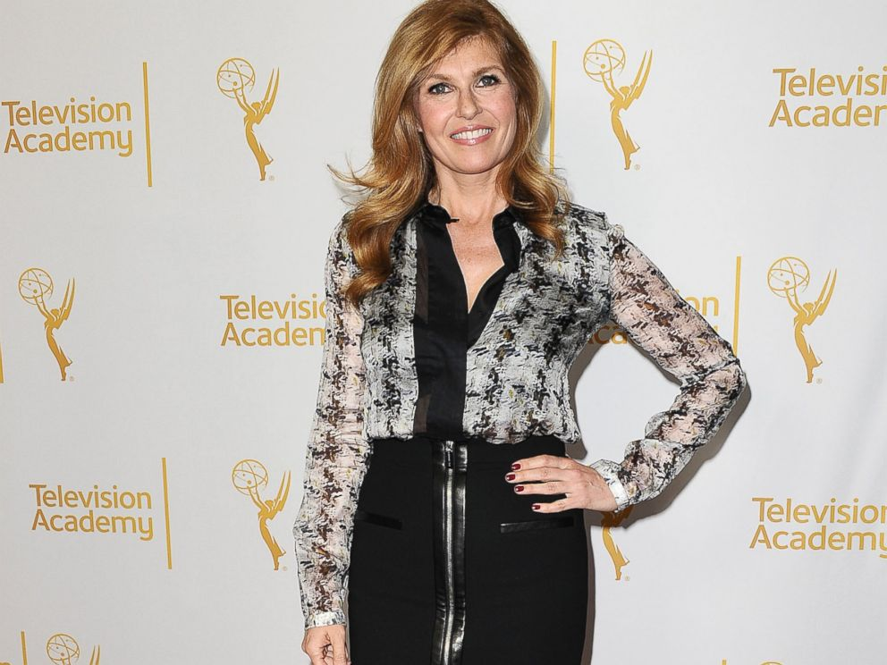 PHOTO: Connie Britton attends an evening with the women of American Horror Story at The Montalban on March 17, 2015 in Hollywood, Calif.