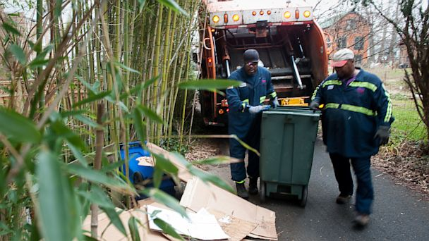 gty washington sanitation ll 130924 16x9 608 Why D.C. May Get Trashy If the Government Shuts Down