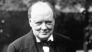 PHOTO: Winston Churchill