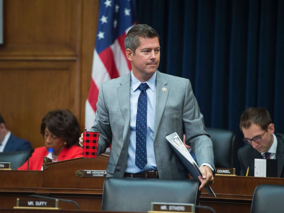 PHOTO: Rep. Sean Duffy, R-Wis., attends a House Financial Services Committee hearing in Rayburn Building, September 28, 2016.