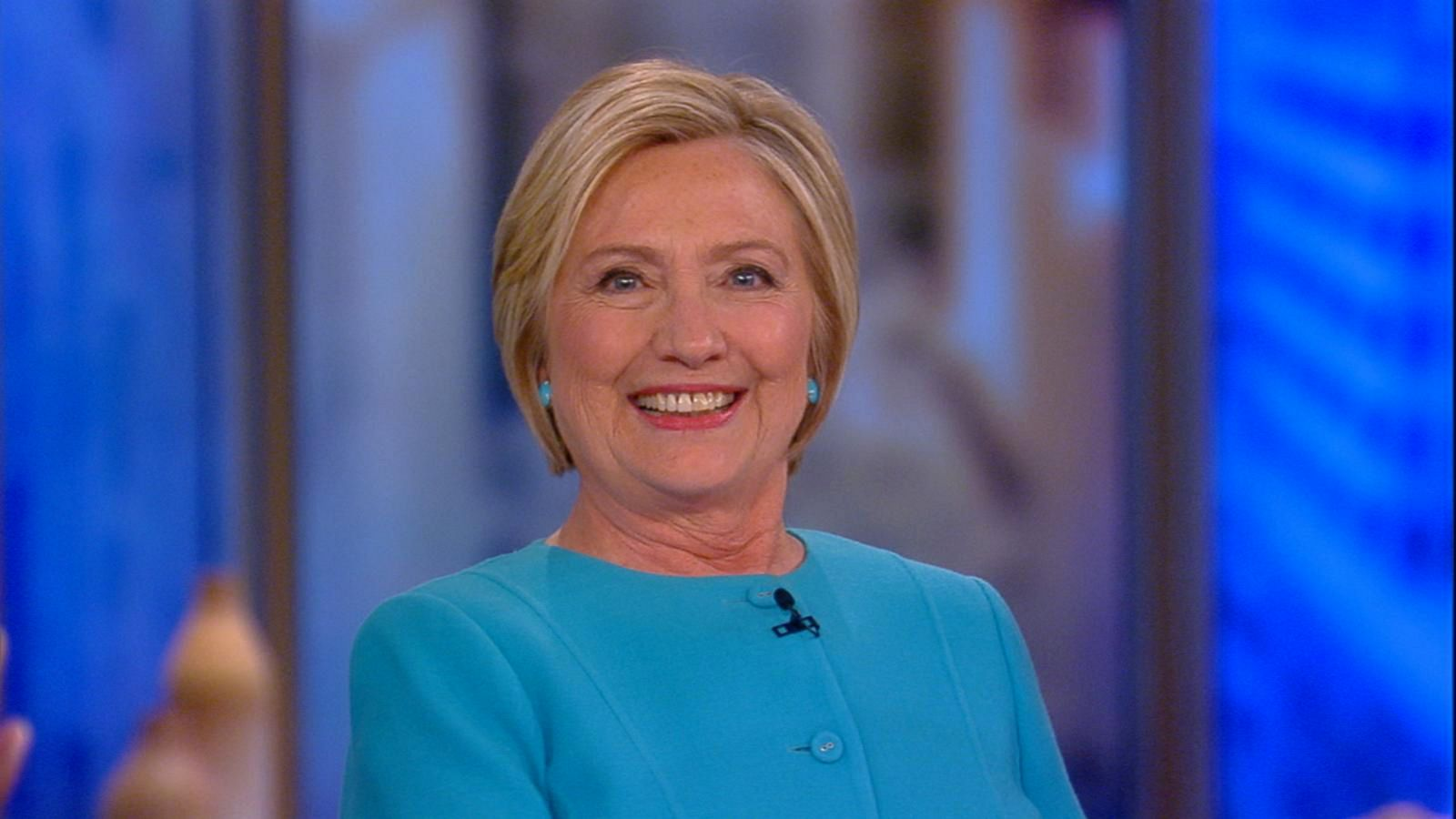 Hillary Clinton Opens Up About The Moment She Realized She Lost